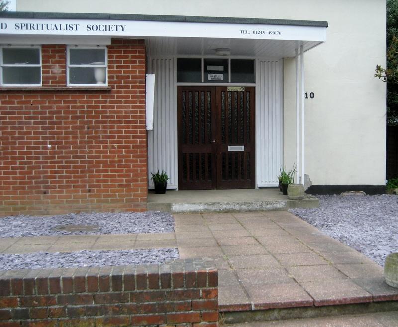 Chelmsford Spiritualist Society, 10, South Primrose Hill, Chelmsford, Essex, CM1 2RG, UK